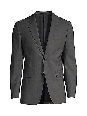 7b3d2f0d448b Theory - Wellar Stretch Wool Blazer - saks.com