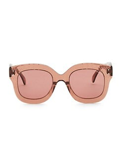 a6bd56cd678 QUICK VIEW. Alaïa. 50MM Transparent Round Frames