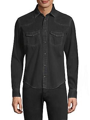 c32991dabdc Belstaff - Somerford Denim Shirt - saks.com