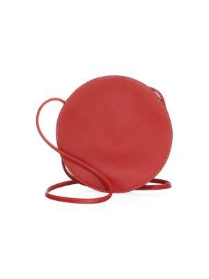 Elizabeth And James Tiki Leather Crossbody Bag