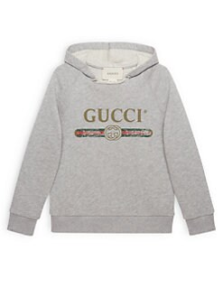 021c90b0932a Little Boy s   Boy s Logo Hooded Sweatshirt TURQUOISE. QUICK VIEW. Product  image. QUICK VIEW. Gucci