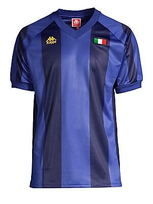 ae2a70d9d3 Kappa - Authentic Wolser Soccer Jersey - saks.com