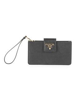 273ad982c566 Prada. Mini Saffiano Leather Bag