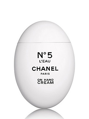 chanel-n°5-onhand-cream by chanel