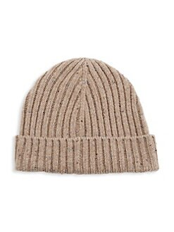 411ca5a39b775 Saks Fifth Avenue. MODERN Donegal Ribbed Beanie