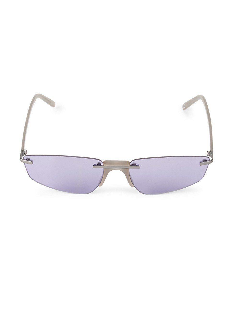 Andy Wolf WOMEN'S OPHELIA 58MM OVAL SUNGLASSES