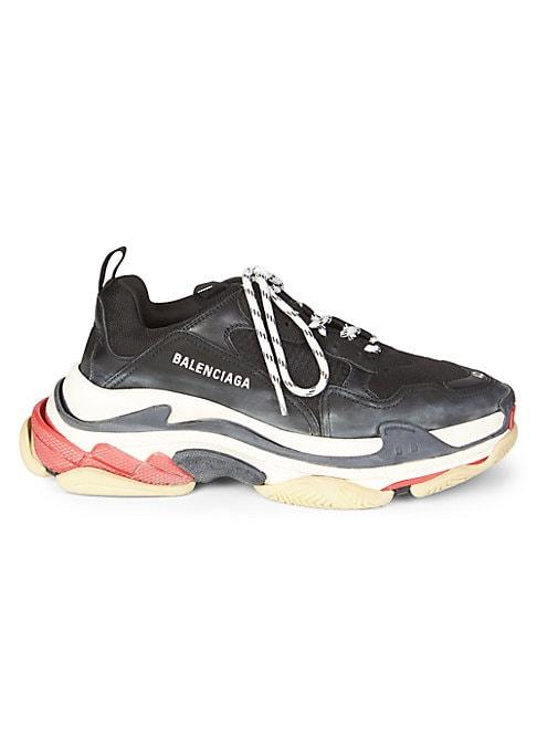 saks fifth avenue balenciaga sneakers