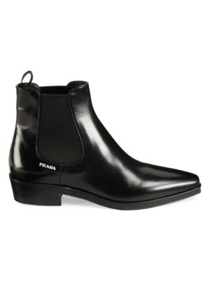 Chelsea Boots by Prada