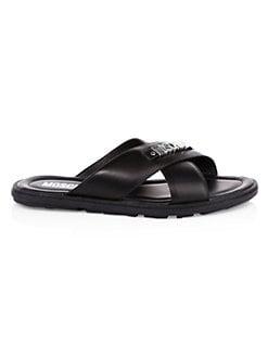 8aac64322a353 Men - Shoes - Slides & Sandals - saks.com