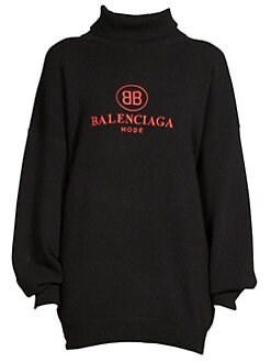 477bedcc1645b Balenciaga - Turtleneck Sweater