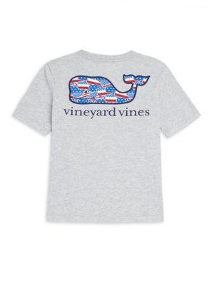 Little Boys  Boys Whaley USA TShirt