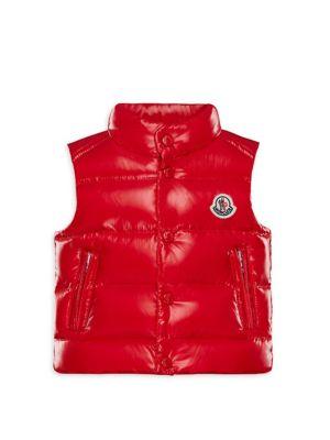 Moncler Baby S Little Kid S Bernard Vest