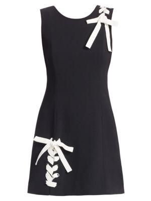 Cinq Sept Izela Laced Dress