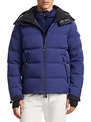 Moncler. Hooded Puffer Jacket