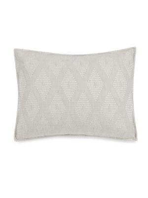 Ugg Mesa Diamond Standard Cotton Sham