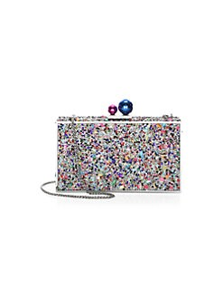 Sophia Webster. Clara Crystal Box Bag 54a9f9bfdc