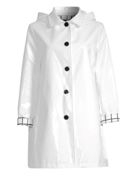 Jane Post Iconic Slicker Jacket | SaksFifthAvenue