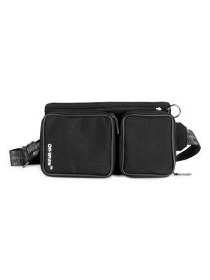 Cordura Hip Belt Bag by Off White