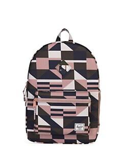 735e068eb3c0 QUICK VIEW. Herschel Supply Co. Kid s Geometric-Print Backpack