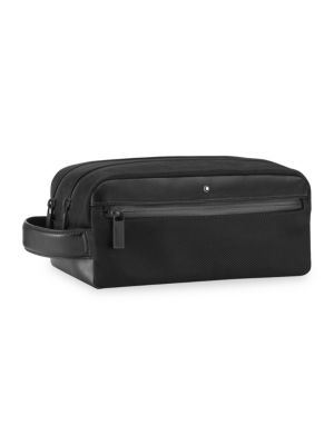 Nightflight Toiletry Kit in Black