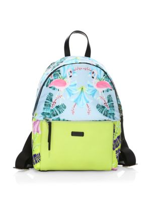 Fiordaliso And Ranuncolo Giudecca Small Backpack, Multi
