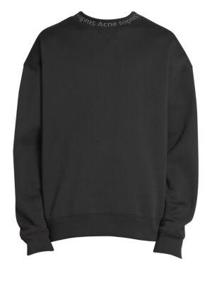 Flogho Logo Sweatshirt by Acne Studios