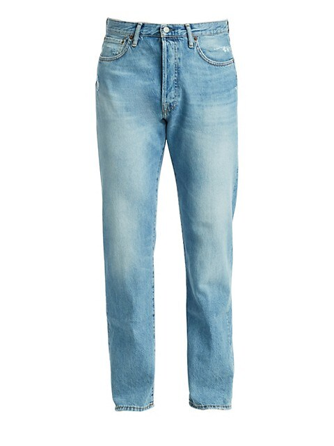 1996 Blue Trash Skinny-Fit Jeans