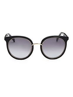 a1d2e0194 QUICK VIEW. Balmain. 51MM Oversized Sunglasses