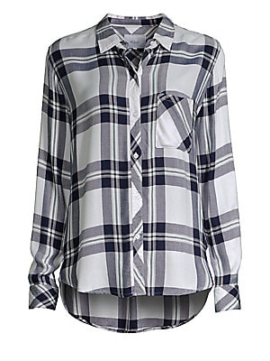 Rails - Hunter Plaid Shirt - saks.com 0d1058e4063