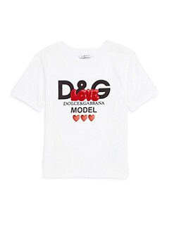 1fa512ee227 ... DG Love T-Shirt WHITE PRINT. QUICK VIEW. Product image. QUICK VIEW.  Dolce   Gabbana