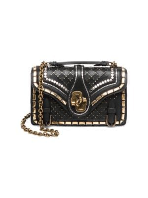5199b6f1e5 Bottega Veneta City Knot Studded Shoulder Bag