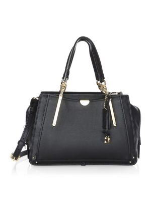 Dreamer Leather Top Handle Bag by Coach