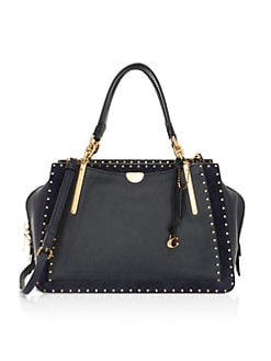 8844917fcb QUICK VIEW. COACH. Dreamer Rivet Leather Satchel