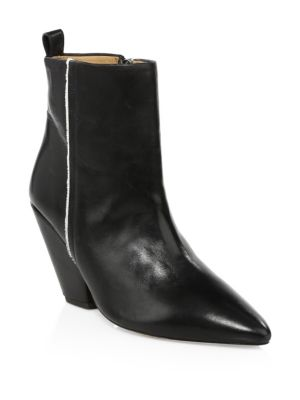 Landy Point Toe Ankle Boots in Black from IRO