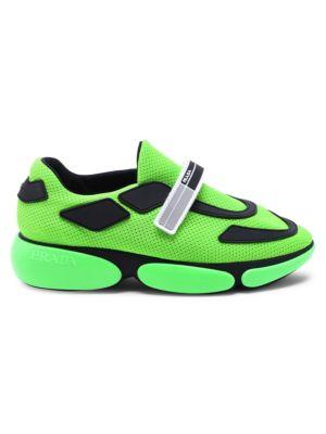 Cloudbust Sneakers by Prada