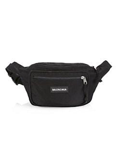 b1e85be3a07 Balenciaga. Explorer Nylon Belt Bag