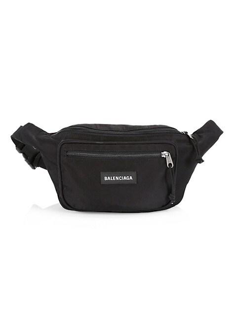 Explorer Nylon Belt Bag