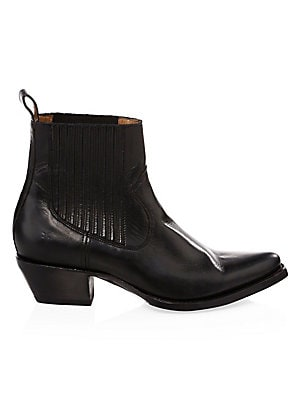 35785eaa9d2 Tod s - Leather Ankle Boots - saks.com