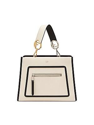 8112ef10a9544b Fendi - Small Runaway Shoulder Bag - saks.com