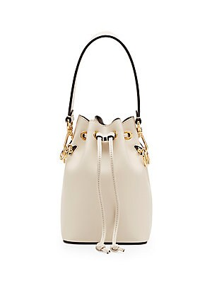 bcae72a920 Fendi - Mon Tresor Leather Bucket Bag - saks.com