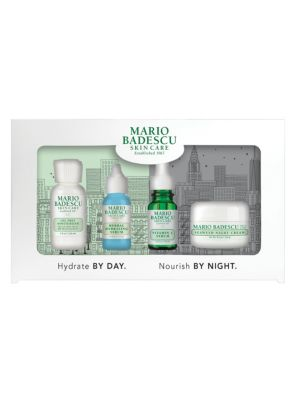 Hydrate By Day Nourish By Night 4 Piece Set