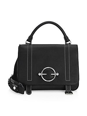 2ccfc052d42d Fendi - 3 Jours Petite Leather Shopper - saks.com
