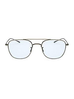 58f5429f28 Oliver Peoples - Kress 49MM Square Optical Glasses - saks.com