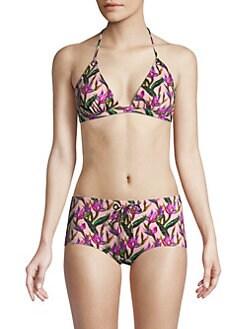 9d137748fa Vilebrequin. Felina Nude Bikini Top