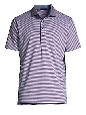 5d24ffb1 Greyson - Choctaw Striped Polo Shirt - saks.com
