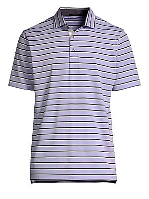 8162b1ad98256 Barbour - Nautical Tow Striped Cotton Tee - saks.com