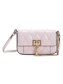 ac542597ee28 QUICK VIEW. Givenchy. Mini Quilted GV3 Convertible Leather Belt Bag