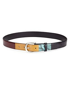 519045b748f4 Cecile Rocky Patchwork Belt MINT GREEN. QUICK VIEW. Product image