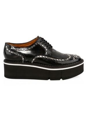Clergerie Boelou Studded Shoes