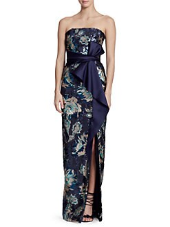 0d479728dad5 Product image. QUICK VIEW. Marchesa Notte. Strapless Sequin Gown